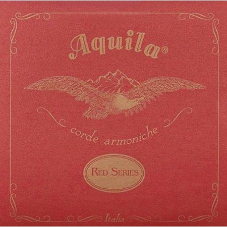 Aquila Red Ukulele Soprano