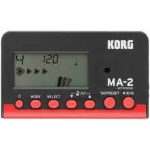 Korg MA2 Metronome Black-Red