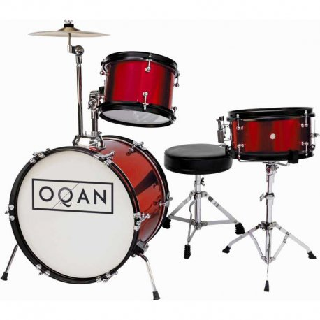 OQAN QPA-3 Junior Red