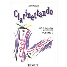 PASQUERO Clarinettando Vol.2
