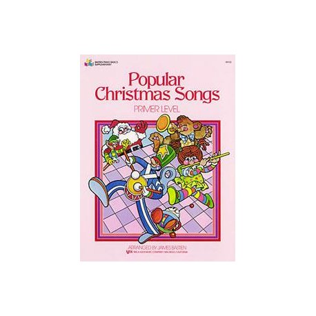 Popular Christmas Songs Preparatorio