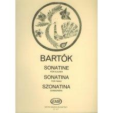 BARTOK B. Sonatine