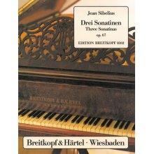 Sibelius J. Drei Sonatinen Op.67