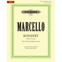 MARCELLO Konzert d-Moll (Oboe e Piano)