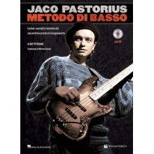 PASTORIUS J. Metodo di Basso
