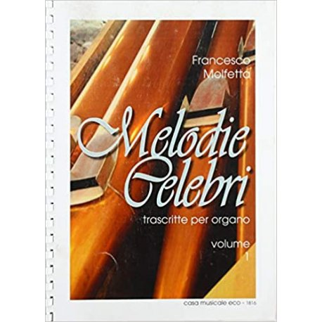 MOLFETTA F. Melodie Celebri /1