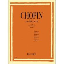 CHOPIN F. Preludi (Brugnoli)
