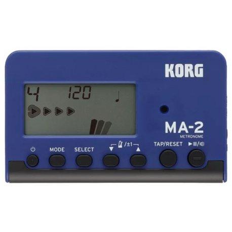 Korg MA2 Metronome Blue-Black