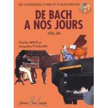 Hervé-Pouillard De Bach à nos Jours Vol.3A