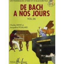 Hervé-Pouillard De Bach à nos Jours Vol.5A