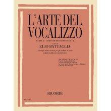 BATTAGLIA L'Arte del Vocalizzo - Parte II (mezzosoprano-baritono)