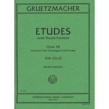 Gruetzmacher F. Etudes Opus 38/II (Klengel)