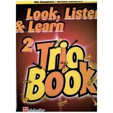 DE HASKE Trio Book 2 Tromba/Cornetta/Baritono/Eufonio