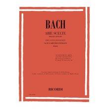BACH Arie scelte dalle Cantate - Contralto (Vol.2)