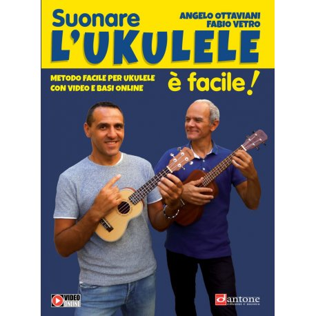 Pineiro C. Metodo facile di Ukulele vol.1