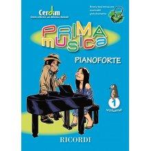 CERDIM Prima Musica Piano vol.1