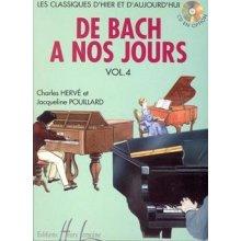 Hervé-Pouillard De Bach à nos Jours Vol.4A