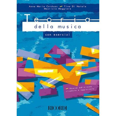 AA.VV. Teoria Della Musica con Esercizi
