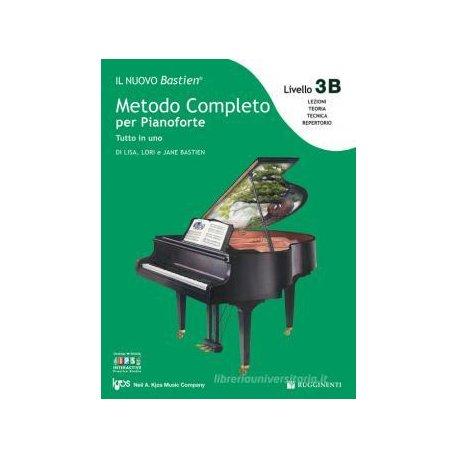 BASTIEN J. Metodo Completo per Pianoforte 3B
