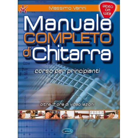 VARINI M. Manuale Completo ChitarraCorso per principianti