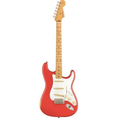 Fender Vintera Road Worn 50s Strat MN FRD