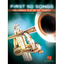 AA.VV. First 50 Songs on the Trumpet