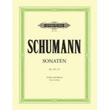 Schumann R. Sonaten Op.105, 121 Violine und Klavier
