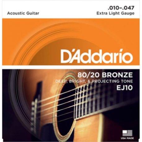 D'Addario EJ15 10/47