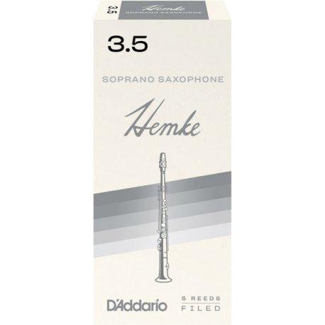 D'Addario Hemke Soprano 3.5