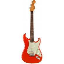 Fender Squier Classic Vibe Strat 60s LRL Fiesta Red