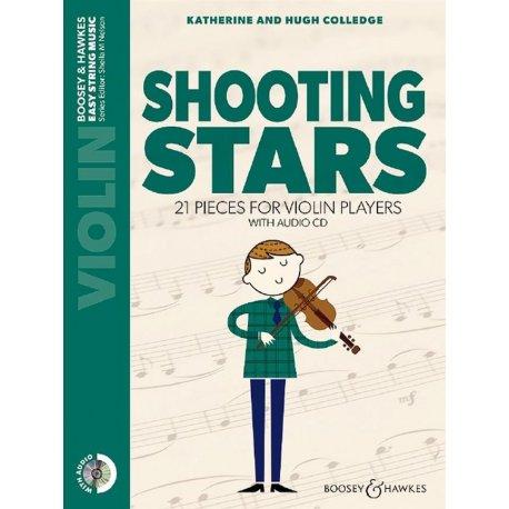 Colledge K. Shooting Stars +CD