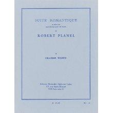 PLANEL R. Suite Romantique (3 Chanson triste)