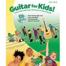 MANUS R. Guitar for Kids!