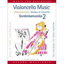 Lengyel A. Violoncello Music for Beginners 2