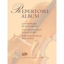 AA.VV. Repetoire Album for Cello and Piano