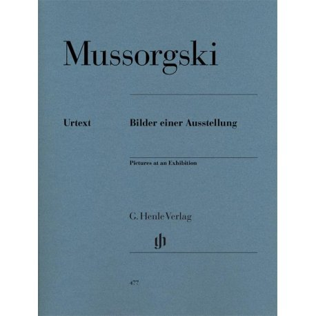 Mussorgski M. Pictures at an Exhibition