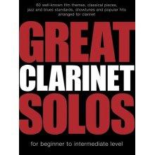 Great Clarinet Solos