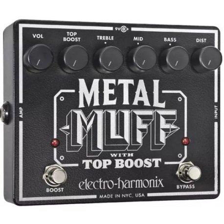 Electro-Harmonix Metal Muff Top Boost