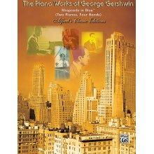 Gershwin G. Rhapsody in Blue (Two Pianos, Four Hands)