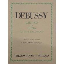 DEBUSSY C. Chiaro di Luna (Dell'Agnola)