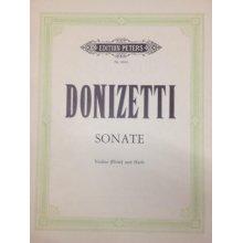 DONIZETTI G. Sonata per Violino e Arpa