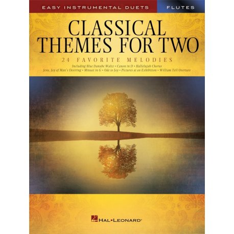 AA.VV. Classical Themes for Two