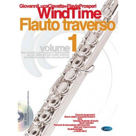 Ciavatta-Prosperi Wind Time Flauto Traverso 1