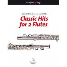 Weinzierl-Wachter: Classic Hits for 2 Flutes