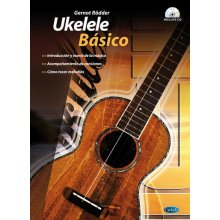 RODDER Ukulele Bàsico +CD