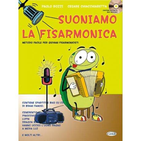 ROZZI Suoniamo la Fisarmonica +CD