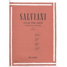 SALVIANI Studi per Oboe (tratti dal metodo) Vol.1