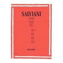 SALVIANI Studi per Oboe (tratti dal metodo) Vol.4