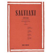 SALVIANI Studi per Saxofono Vol.1