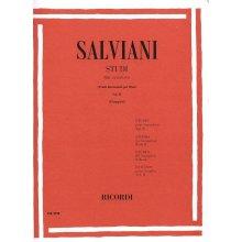 SALVIANI Studi per Saxofono Vol.2